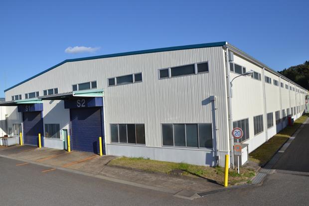 ステンレス鋼工場(第二工場)